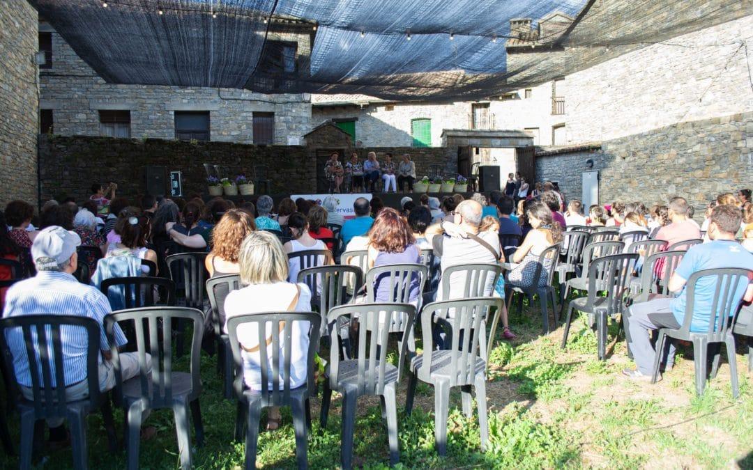 Intenso fin de semana de eventos y actuaciones en el Festival Castillo de Ainsa el 17 y 18 de Julio