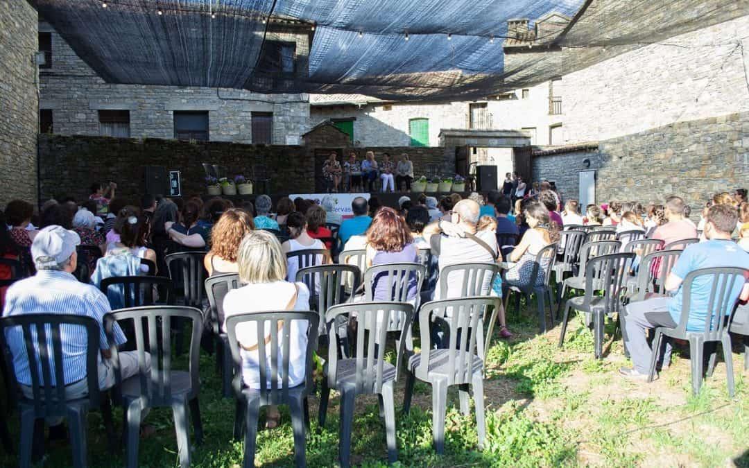 El Festival Castillo de Aínsa clausurará su trigésima edición homenajeando a las mujeres de Sobrarbe