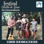 FESTIVAL CASTILLO DE AINSA 2021