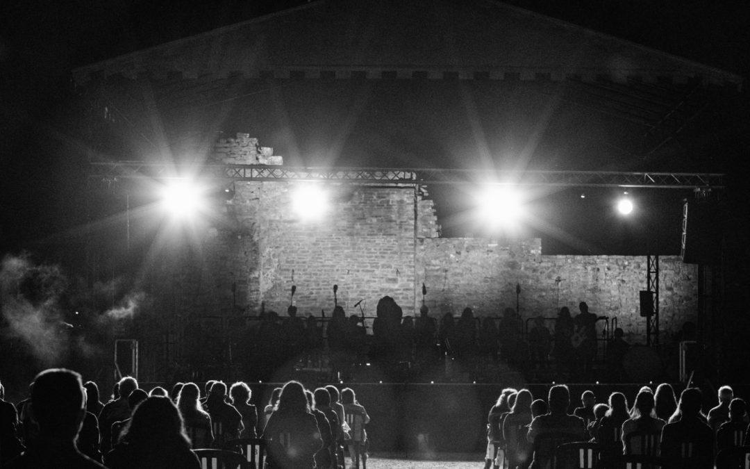 MÚSICA, TEATRO Y CULTURA EN EL MUNDO RURAL FESTIVAL CASTILLO DE L'AÍNSA 2021